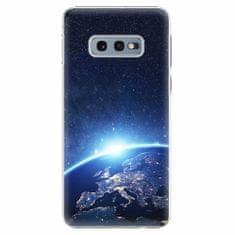 iSaprio Plastový kryt - Earth at Night - Samsung Galaxy S10e