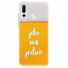 iSaprio Plastový kryt - Jdu na jedno - Huawei Nova 4