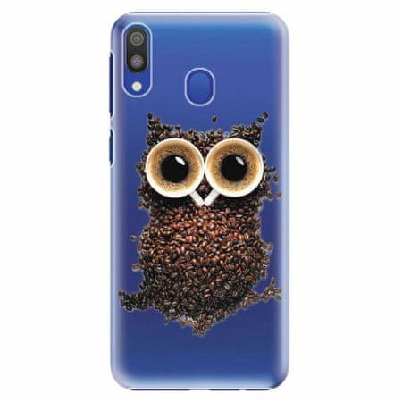 iSaprio Plastový kryt - Owl And Coffee - Samsung Galaxy M20
