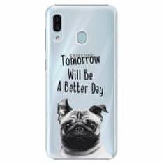 iSaprio Plastový kryt - Better Day 01 - Samsung Galaxy A30