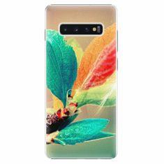 iSaprio Plastový kryt - Autumn 02 - Samsung Galaxy S10+
