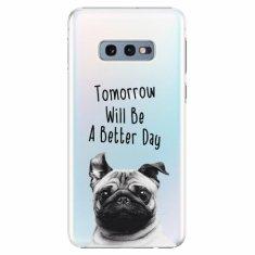 iSaprio Plastový kryt - Better Day 01 - Samsung Galaxy S10e