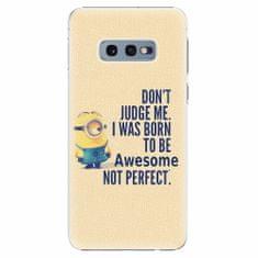 iSaprio Plastový kryt - Be Awesome - Samsung Galaxy S10e