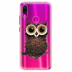 iSaprio Plastový kryt - Owl And Coffee - Xiaomi Redmi Note 7