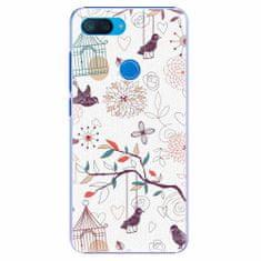 iSaprio Plastový kryt - Birds - Xiaomi Mi 8 Lite