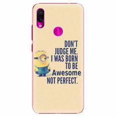 iSaprio Plastový kryt - Be Awesome - Xiaomi Redmi Note 7