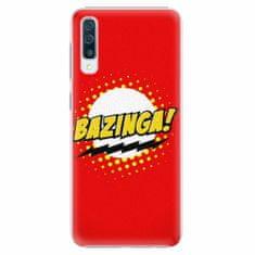 iSaprio Plastový kryt - Bazinga 01 - Samsung Galaxy A50