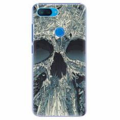 iSaprio Plastový kryt - Abstract Skull - Xiaomi Mi 8 Lite