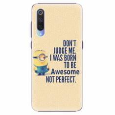 iSaprio Plastový kryt - Be Awesome - Xiaomi Mi 9
