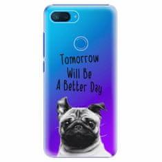 iSaprio Plastový kryt - Better Day 01 - Xiaomi Mi 8 Lite