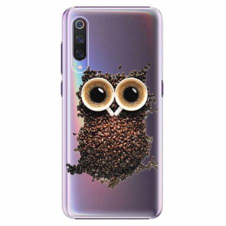 iSaprio Plastový kryt - Owl And Coffee - Xiaomi Mi 9