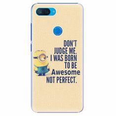 iSaprio Plastový kryt - Be Awesome - Xiaomi Mi 8 Lite
