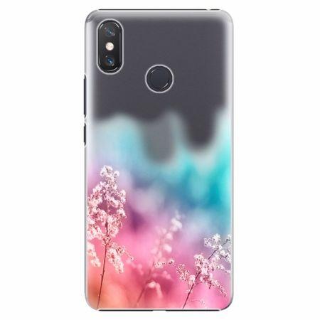iSaprio Plastový kryt - Rainbow Grass - Xiaomi Mi Max 3