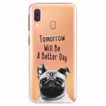 iSaprio Plastový kryt - Better Day 01 - Samsung Galaxy A40