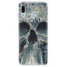 iSaprio Plastový kryt - Abstract Skull - Samsung Galaxy A30