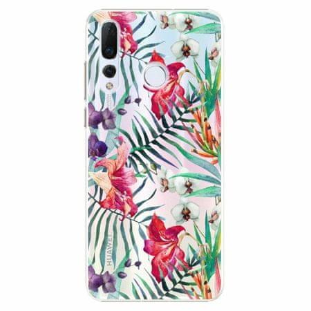 iSaprio Plastový kryt - Flower Pattern 03 - Huawei Nova 4