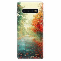 iSaprio Plastový kryt - Autumn 03 - Samsung Galaxy S10+