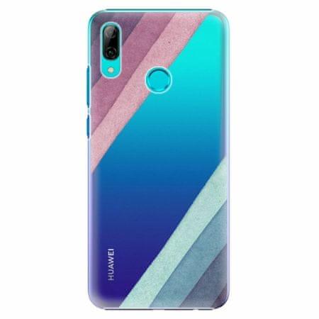 iSaprio Plastový kryt - Glitter Stripes 01 - Huawei P Smart 2019