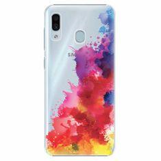 iSaprio Plastový kryt - Color Splash 01 - Samsung Galaxy A30