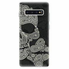 iSaprio Plastový kryt - Mayan Skull - Samsung Galaxy S10+