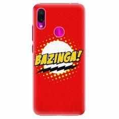 iSaprio Plastový kryt - Bazinga 01 - Xiaomi Redmi Note 7