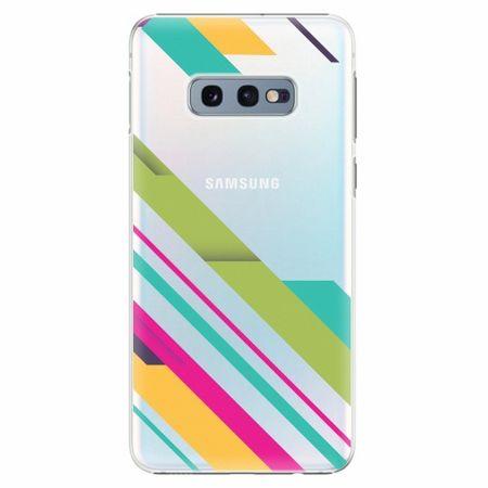 iSaprio Plastový kryt - Color Stripes 03 - Samsung Galaxy S10e