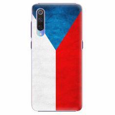 iSaprio Plastový kryt - Czech Flag - Xiaomi Mi 9