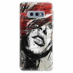 iSaprio Plastový kryt - Sketch Face - Samsung Galaxy S10e