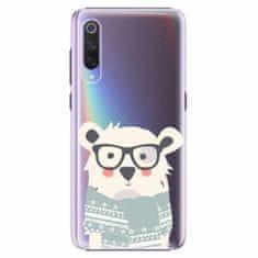 iSaprio Plastový kryt - Bear with Scarf - Xiaomi Mi 9