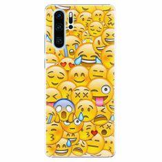 iSaprio Plastový kryt - Emoji - Huawei P30 Pro