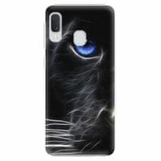 iSaprio Plastový kryt - Black Puma - Samsung Galaxy A20e