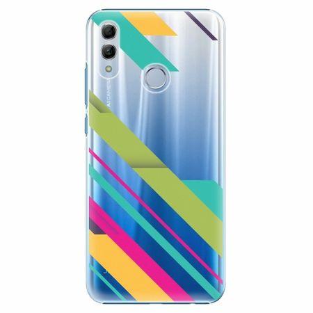 iSaprio Plastový kryt - Color Stripes 03 - Huawei Honor 10 Lite