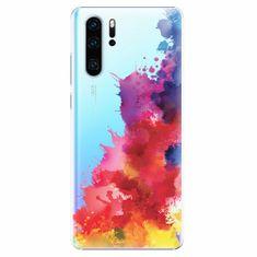 iSaprio Plastový kryt - Color Splash 01 - Huawei P30 Pro
