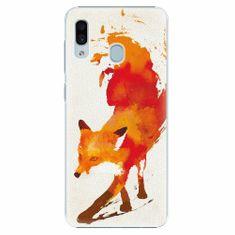 iSaprio Plastový kryt - Fast Fox - Samsung Galaxy A30