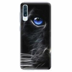 iSaprio Plastový kryt - Black Puma - Samsung Galaxy A50