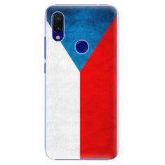 iSaprio Plastový kryt - Czech Flag - Xiaomi Redmi 7