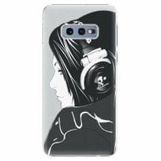 iSaprio Plastový kryt - Headphones - Samsung Galaxy S10e