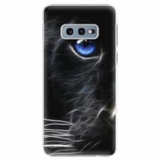 iSaprio Plastový kryt - Black Puma - Samsung Galaxy S10e