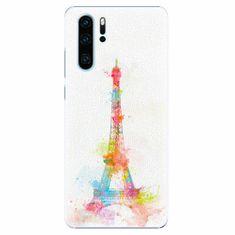 iSaprio Plastový kryt - Eiffel Tower - Huawei P30 Pro