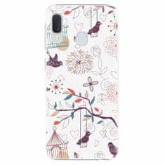 iSaprio Plastový kryt - Birds - Samsung Galaxy A20e