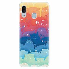 iSaprio Plastový kryt - Cats World - Samsung Galaxy A30