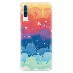iSaprio Plastový kryt - Cats World - Samsung Galaxy A50