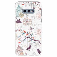 iSaprio Plastový kryt - Birds - Samsung Galaxy S10e