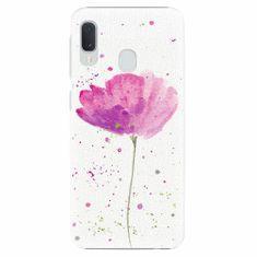 iSaprio Plastový kryt - Poppies - Samsung Galaxy A20e