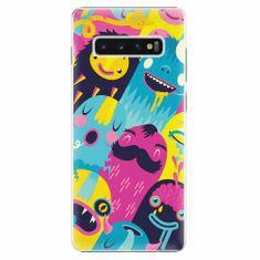 iSaprio Plastový kryt - Monsters - Samsung Galaxy S10+