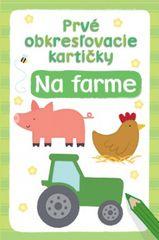 autor neuvedený: Prvé obkresľovacie kartičky – Na farme