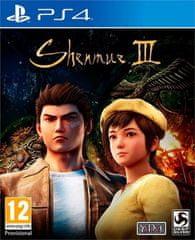 Deep Silver Shenmue III igra (PS4)
