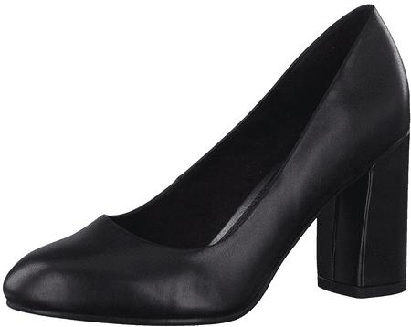 s.Oliver ženske cipele na petu, 22405, 36, crne