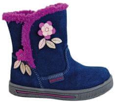 Protetika dívčí zimní boty SIMONA