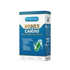 VPLAB Bone2Cardio kapsule, 30x